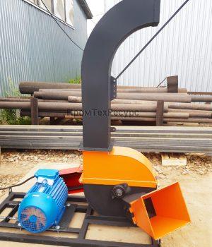 Измельчитель дерева веток щеподробилка