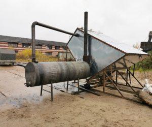 Углевыжигательная печь